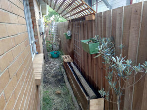 Building a Wicking Bed
